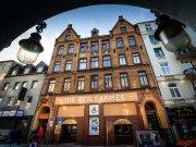Das Gebäude der Heilsarmee wurde Ende des 19. Jahrhunderts gebaut und gehört seit 1922 der Heilsarmee.