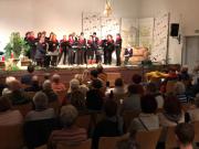 Chorus Cantemus zu Gast im Begegnungscafé der Heilsarmee