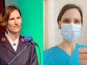 Anni Lindner ist u.a. Pastorin, Autorin, Mutter und neuerdings auch wieder Krankenschwester.